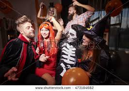 Halloween Costume Halloween Costume Party Stock Images Royalty Free Images