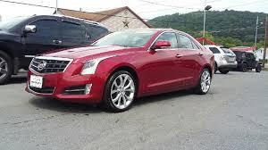ats cadillac 2013 2013 cadillac ats 3 6l premium in paxinos pa mulligan s auto