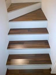 treppe mit laminat keller bodenbeläge ag parkett kork teppich linoleum novilon