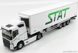 volvo truck 2011 models eligor 115899 scale 1 43 volvo fh4 500 truck semi frigo