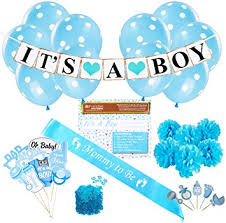 it s a boy decorations baby shower party decorations kit it s a boy blue