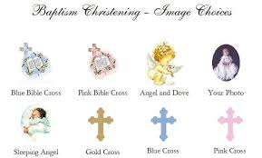 baptism christening gifts photo metal bookmarks ornaments