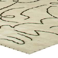 modernist jean cocteau style rug n11232 by doris leslie blau