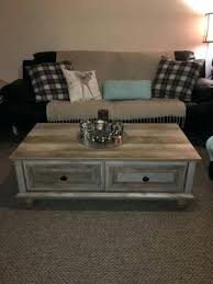 better homes and gardens crossmill coffee table crossmill collection coffee table better homes and gardens