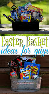 Gift Ideas For Easter Easter Basket Ideas For Guys A Helicopter Mom