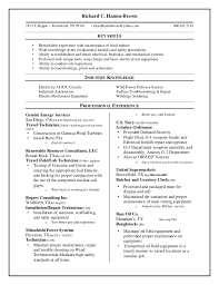 Job Skills Resume by Skills Examples For Resume