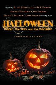 halloween magic mystery and the macabre paula guran
