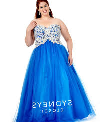 plus size ball gown prom dresses pluslook eu collection