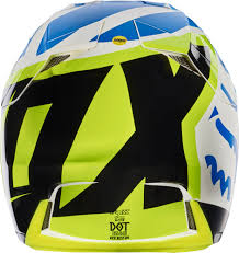 fox helmets motocross fox racing youth v3 creo mips mx motocross helmet ebay