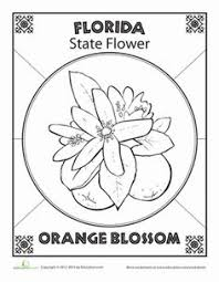united states symbols coloring pages usa printables state of florida coloring pages florida