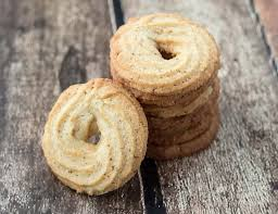 danish butter cookies vaniljekranse traditional recipe
