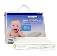Crib Mattress Cover With Zipper Best Crib Mattress Protector Zippered Encasement