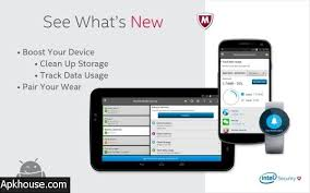 mcafee mobile security apk mcafee antivirus security 4 5 0 843 apk apkhouse