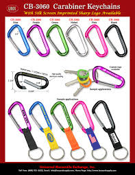 unique u0026 cool color carabiner key chains with great selection of