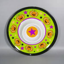 wholesale melamine halloween tableware customized halloween