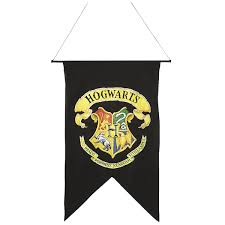 Bedroom Wall Banners Amazon Com Hogwarts Banner Harry Potter Decoration Toys U0026 Games