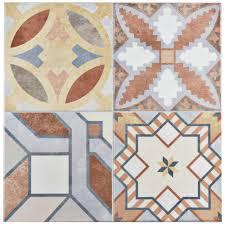 Floor And Decor Austin Texas 13x13 Ceramic Tile Tile The Home Depot