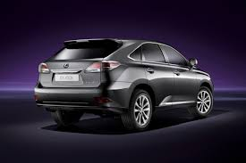 lexus suv 2013 lexus rx 450h photos specs news radka car s blog