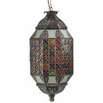 Colored Glass Pendant Lights Mexican Hanging Lights And Ceiling Fixtures Handcrafted Rustic