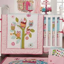 Owls Crib Bedding Baby Owl Crib Bedding Sets Collection Bed Bath