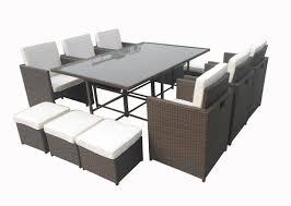 tavolo da giardino prezzi gallery of tavolo da giardino con sedie a scomparsa varie forme di