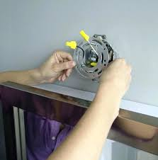 how to replace a light fixture install light fixture without junction box bathroom lights fixtures