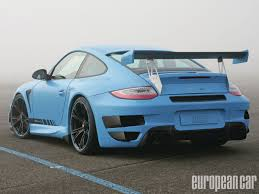 2017 porsche 911 turbo gt street r techart wallpapers porsche 997 techart gtstreet rs bluer than blue photo u0026 image