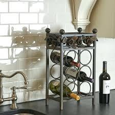 wine rack wine lover gifts countertop wine rack wine gifted