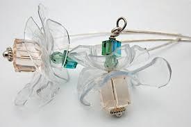 plastic bottle earrings dale wayne nifty homestead