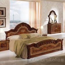 walnut italian bedroom furniture sets ebay