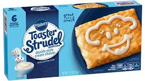 Toaster Strudel Meme - pillsbury danish style cream cheese toaster strudel pillsbury com