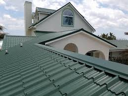 Metal Tile Roof Metal Tile Roofs Durable Roofing Options Titusville Fl