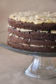 german chocolate cake just a taste