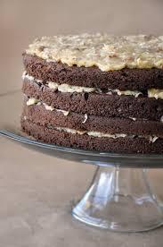 german chocolate cake just a taste