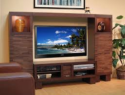 Tv Cupboard Apartment Innovative Progressive Living Apartment Ideas Brown
