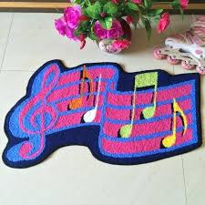 Graffiti Area Rug Graffiti Area Rug Note Carpet Decoration Handmade