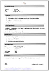 format cv resume format search gift ideas simple