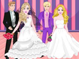 barbie wedding doll my cute games