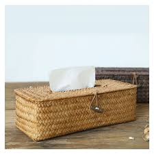 buy rattan tissue box covers at 20