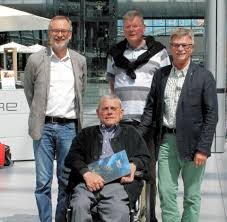 Bad Vilbeler Anzeiger Vier Spd Vorsitzende
