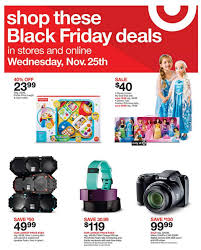 leaked target black friday ad 2017 target u0027s early black friday deals for wednesday are now live big