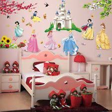 Princess Room Decor Disney Princess Room Decor Ebay