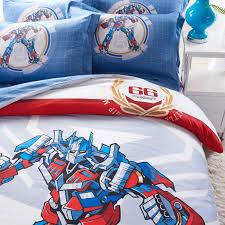 Transformer Bed Set Transformer Doona Duvet Quilt Cover Set 100 Cotton Single Size