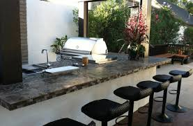 outdoor kitchen sink cabinet bar bbq kitchen built in barbecue grills build your own outdoor