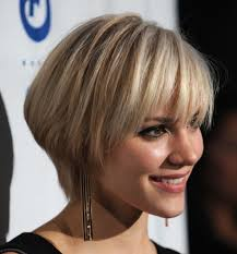 styles for long faces trendy short hairstyles for women