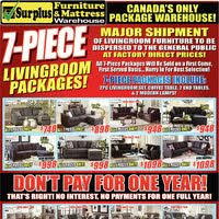 surplus furniture kitchener surplus furniture flyer kitchener on redflagdeals