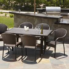 long outdoor dining table choice image dining table ideas