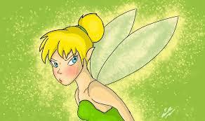 pouty tinkerbell mad hattress ari deviantart