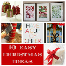 home decor ideas for christmas uncategorized kleines easy holiday decorating ideas 32 christmas
