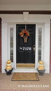 What Hardware Is Needed For An Exterior Front Door Door by The 25 Best Door Number Plates Ideas On Pinterest Address